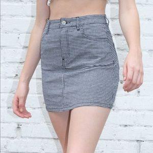 brandy Melville Juliette skirt
